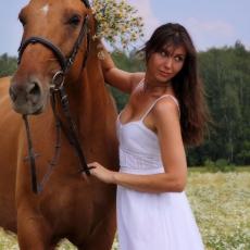 Портрет девушки (лето)