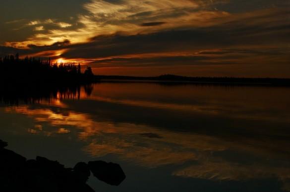 Секреты пейзажной фотосъемки — небо: закаты и рассветы